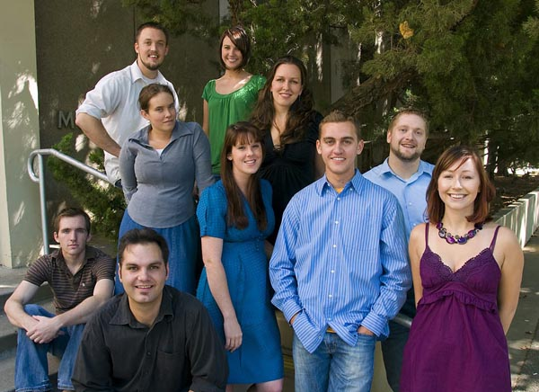 Sacramento State Vocal Jazz Singers
