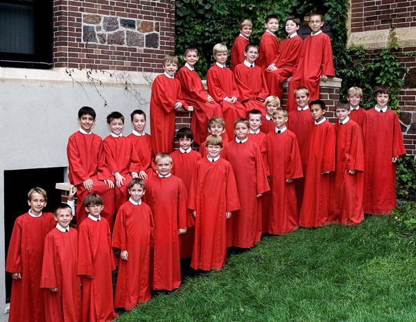 St. John's Boys' Choir