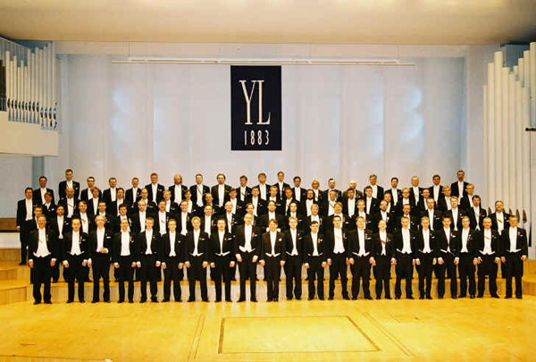 YL Male Choir