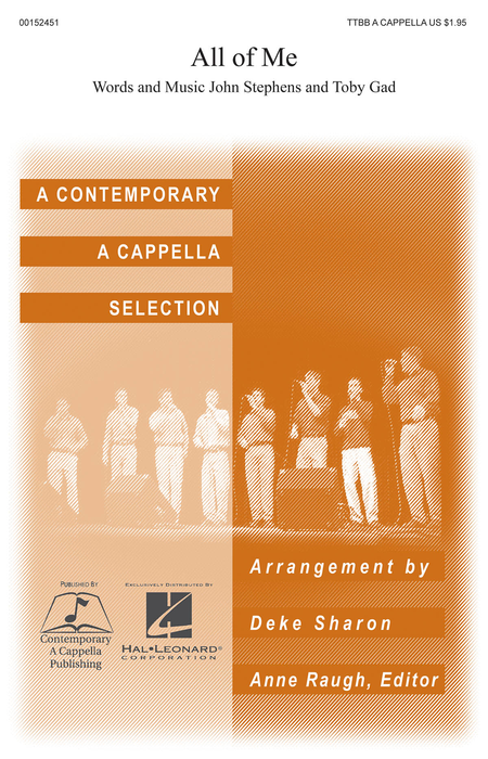 Singers com - TTBB A cappella sheet music and songbook arrangements