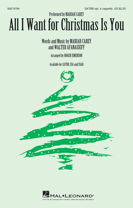 Singers com - SSAA and SSA A Cappella Christmas Sheet Music