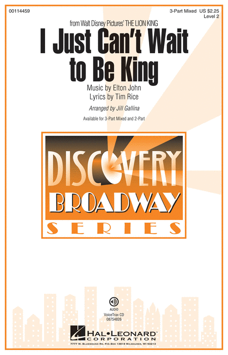 The King and I (Choral Selections) : 3-Part : John Leavitt : The King and I : Sheet Music : 08551363 : 073999229981