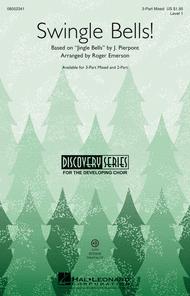 Swingle Bells! : SAB : Roger Emerson : Sheet Music : 08552341 : 884088560805