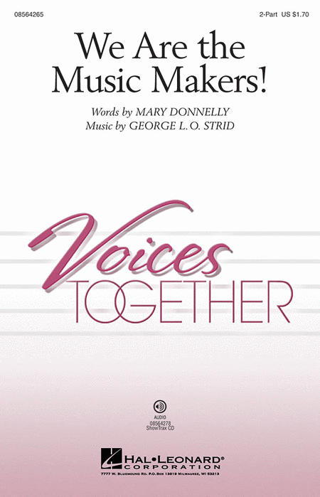 Voices Together - Sheet Music Arrangements