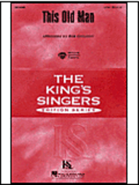 This Old Man : SSAA : Bob Chilcott : King's Singers : Sheet Music : 08740330 : 073999029383