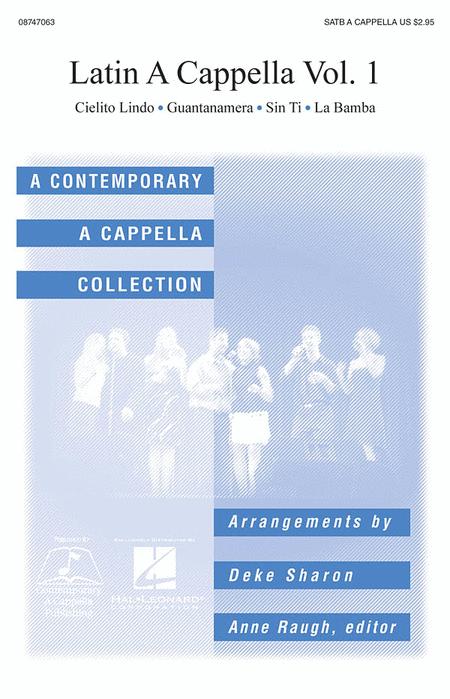 Contemporary A Cappella Publishing - Sheet Music Arrangements