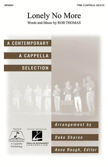Good Old A Cappella : TTBB : Deke Sharon / Anne Raugh : L. Carter : Persuasions : Sheet Music : 08745435 : 884088066536
