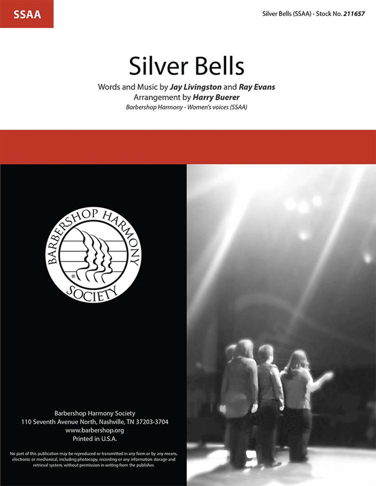 Silver Bells : SSAA : Harry Buerer :  1 CD : 211657