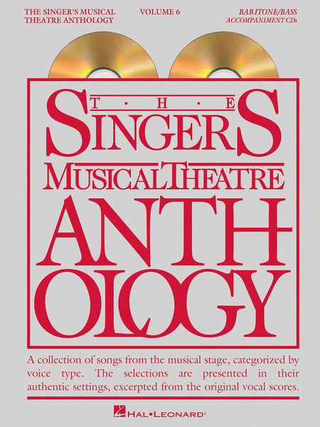 Singers Musical Theater Anthology - Sheet Music Arrangements