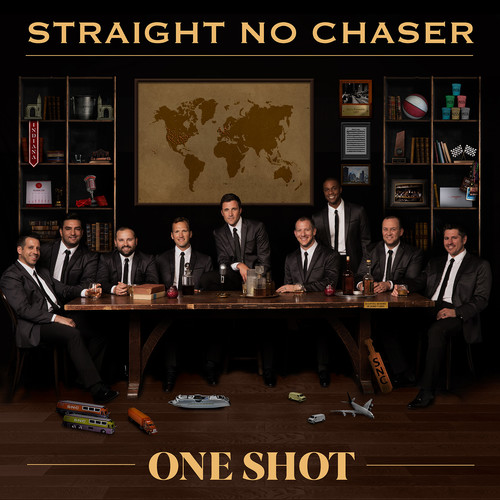 Straight No Chaser : One Shot : 075678654923 : ATL574106.2