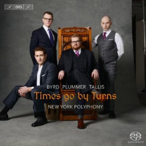 New York Polyphony : Times Go By Turns : SACD : 7318599920375 : BIS2037SACD