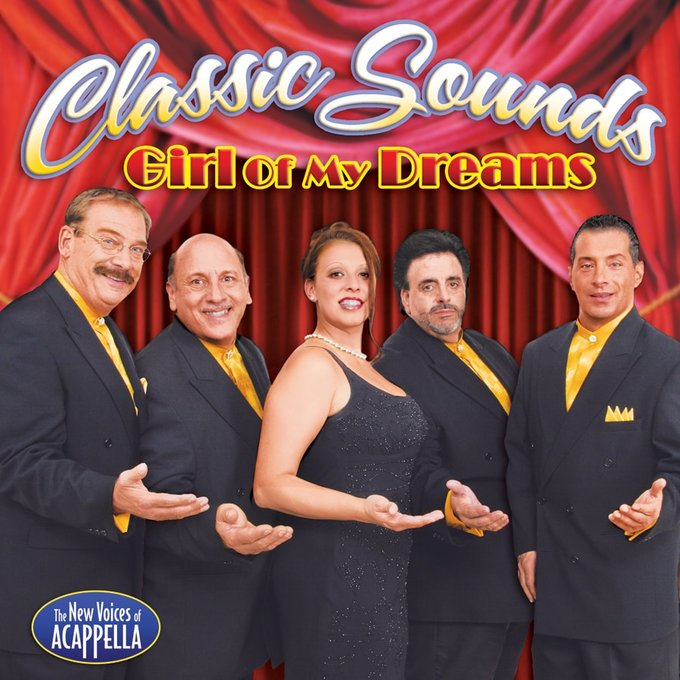 Classic Sounds : Girl of My Dreams : 00  1 CD : 1639