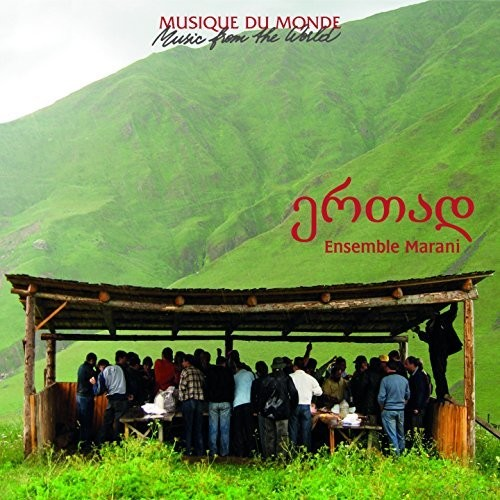Ensemble Marani : Georgian Polyphony : 00  1 CD : 0602547820471 : BUD4782047.2