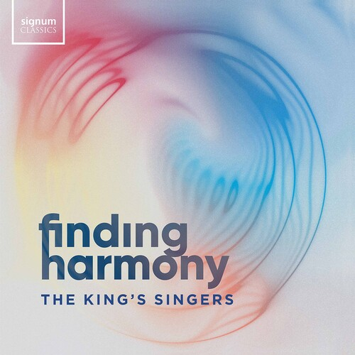 King's Singers : Finding Harmony : 635212060728 : SGUK607.2