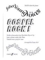 Gwyn Arch : Gospel Rock : SA(B) : Songbook : 9780571516384 : 12-0571516386