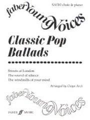 Gwyn Arch : Classic Pop Ballads : SA(B) : Songbook : 9780571516391 : 12-0571516394