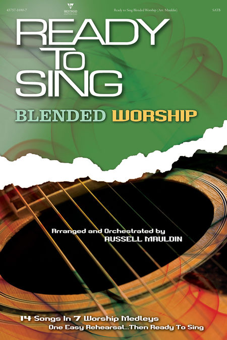 Russell Mauldin : Ready To Sing Blended Worship Volume 1 : SATB : Songbook :  : 645757169077 : 645757169077