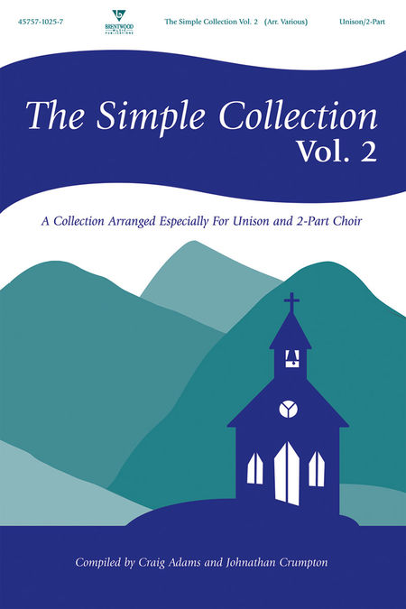 Various Artists : Simple Series Collection, Volume 2 : 2 Part : Songbook : 645757102579 : 645757102579