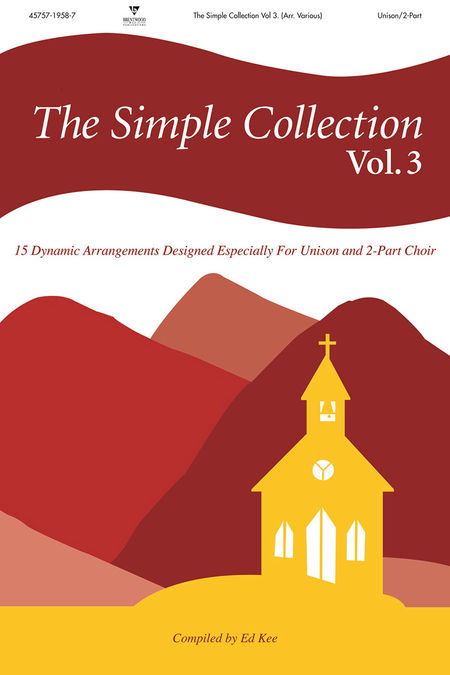 Various Artists : Simple Series Collection, Volume 3 : 2 Part : Songbook : 645757195878 : 645757195878