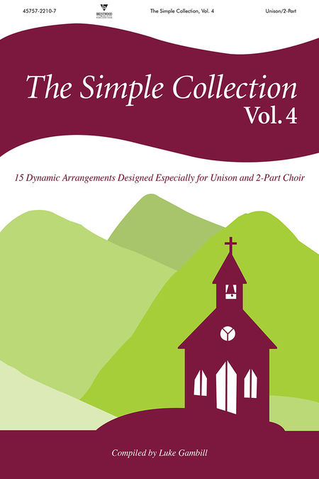 Various Artists : Simple Collection Volume 4 : SATB : CD Preview Pack :  : 645757221010 : 645757221010
