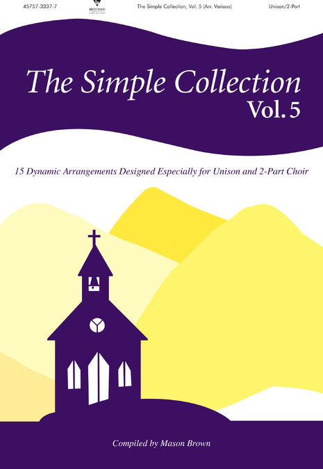 Various Artists : Simple Series Collection, Volume 5 : 2-Part : Songbook : 645757333775 : 645757333775