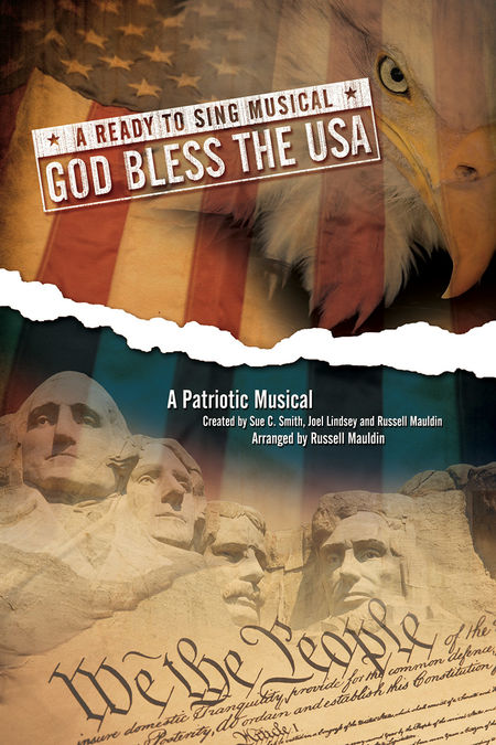 Russell Mauldin : Ready to Sing - God Bless the U.S.A. : SATB : Songbook : 645757153274 : 645757153274