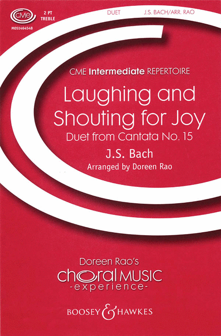 Laughing and Shouting for Joy : 2-Part : Doreen Rao : Sheet Music : 48004227 : 073999736014