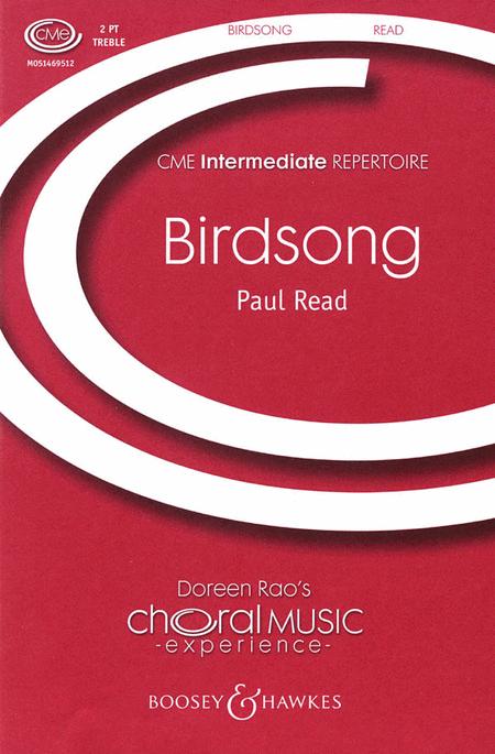 Birdsong : 2-Part : Paul Reed : Sheet Music : 48004700 : 073999899894