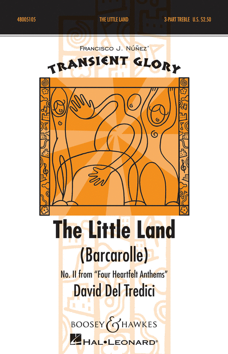 The Little Land : SAB : Francisco J. Nunez : Sheet Music : 48005105 : 073999183917