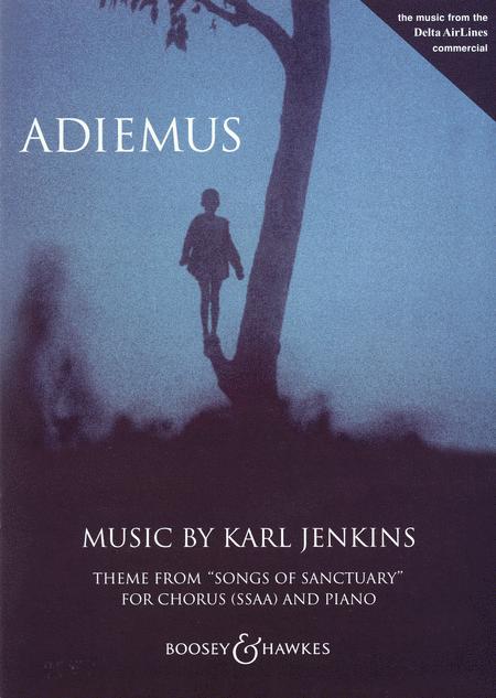 Adiemus (Theme) : SSAA : Karl Jenkins : Karl Jenkins : Sheet Music : 48011743 : 073999148411