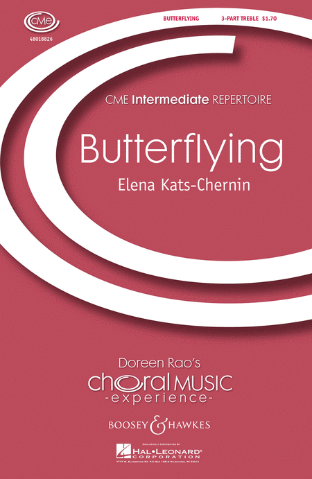 Butterflying : 3-Part : 48018826 : 48018826 : 073999188264