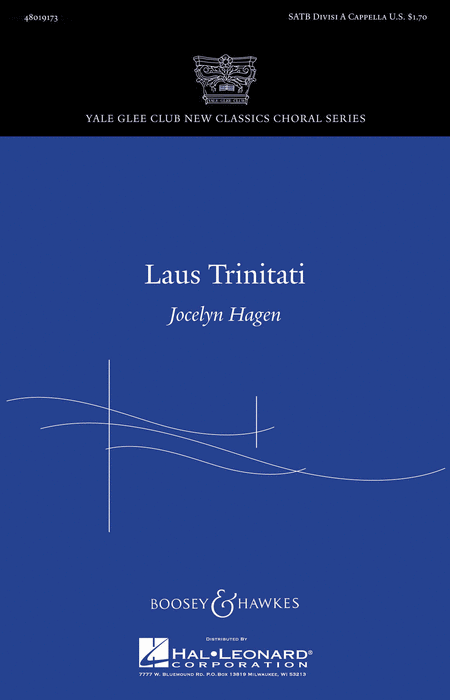 Laus Trinitati : SATB : Jocelyn Hagen : Sheet Music : 48019173 : 884088074357