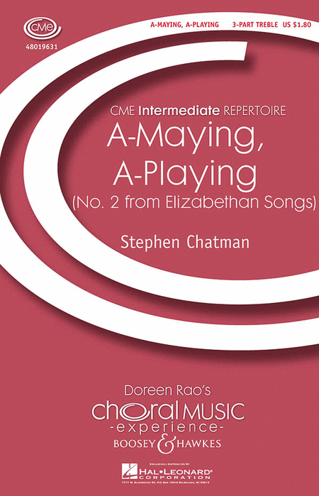 A-maying, A-playing : SSA : Stephen Chatman : Stephen Chatman : Sheet Music : 48019631 : 884088171223