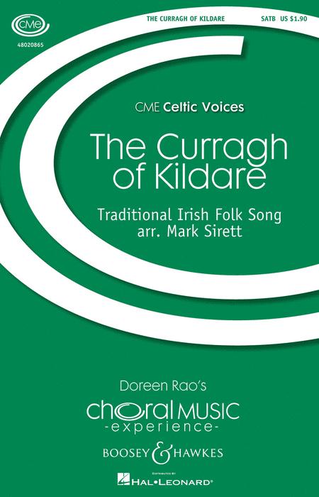 The Curragh of Kildare : SATB : Mark Sirett : Sheet Music : 48020865 : 884088502515