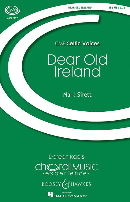"Dear Old <span style=""color:red;"">Ireland</span> : TBB : Mark Sirett : Mark Sirett : Sheet Music : 48022977 : 884088948412"