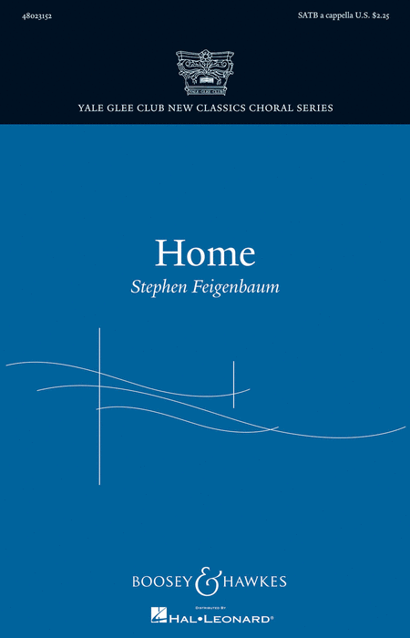 Home : SATB : Stephen Feigenbaum : Sheet Music : 48023152 : 884088994617