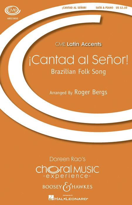 : SATB : Roger Bergs : Sheet Music : 48023650 : 888680091279