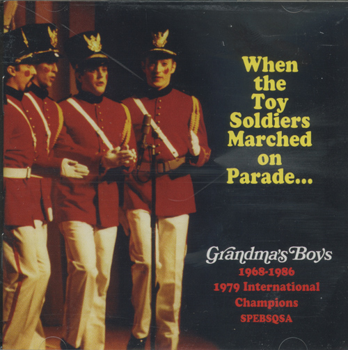 When The Toy Soldier Marched On Parade