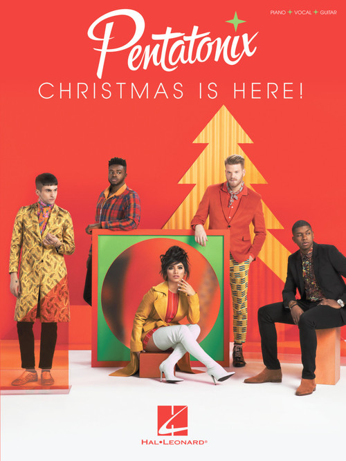 Pentatonix : Christmas Is Here! : Songbook : 00288057
