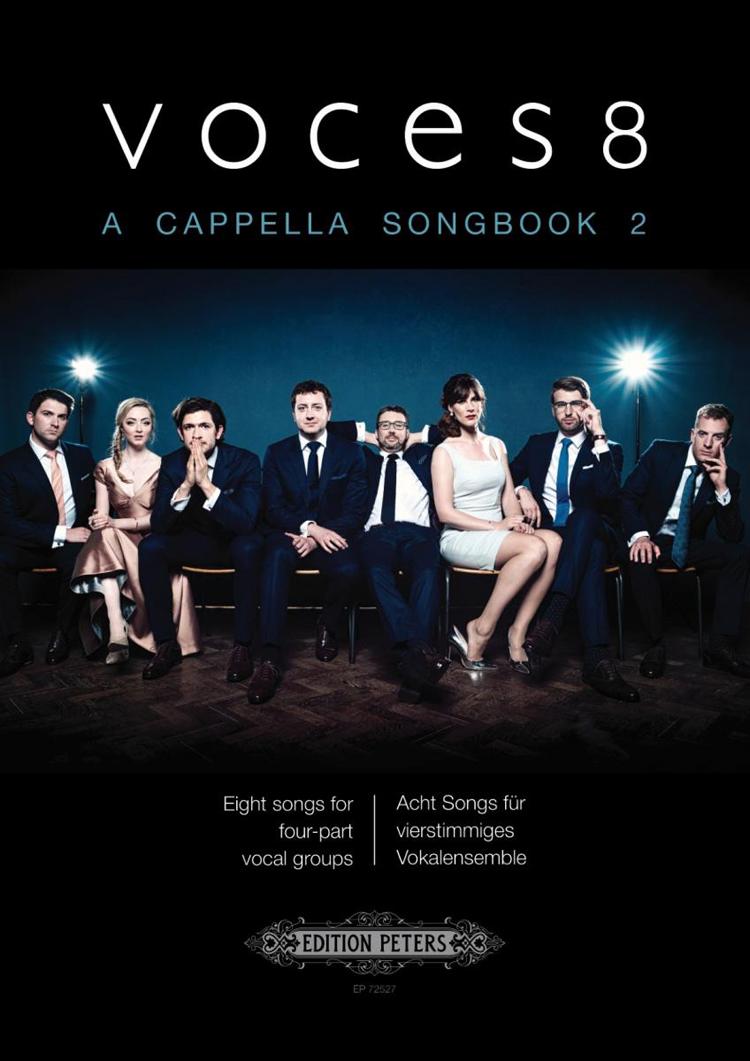 Voces8 : A Cappella Songbook 2 : SATB : Songbook : EP72527