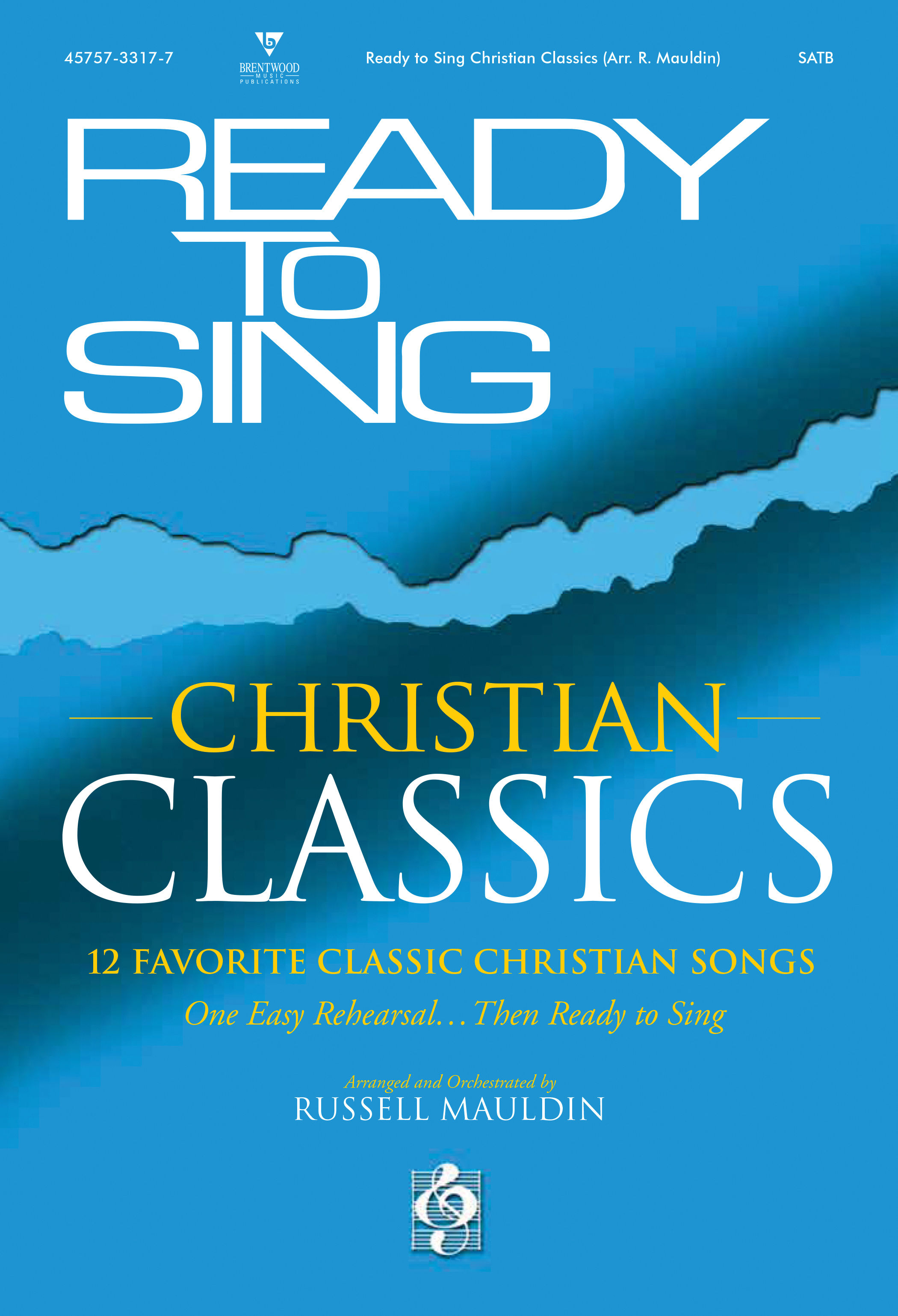 Russell Mauldin : Ready To Sing Christian Classics : CD Preview Pack : 645757331719 : 645757331719