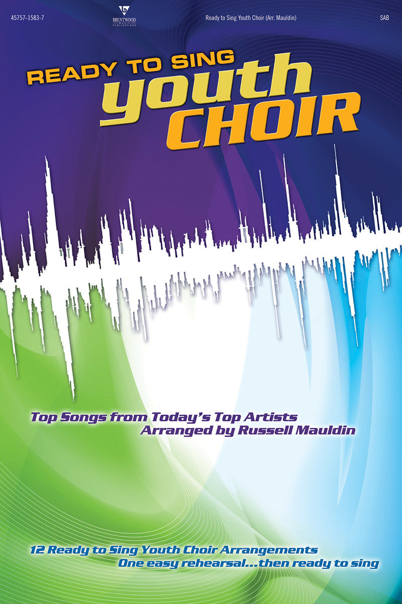 Russell Mauldin : Ready To Sing - Youth Choir : CD Preview Pack : 645757158316 : 645757158316