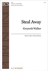 Gospel Songs: Steal Away : SSA : Gwyneth Walker : Gwyneth Walker : Sheet Music : 8229
