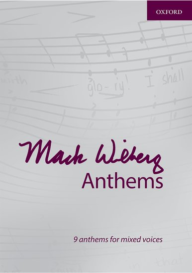 Mack Wilberg : Anthems : SATB : Songbook : 9780193398191