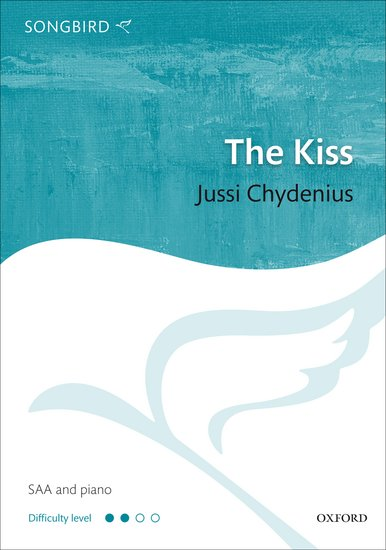 The Kiss : SSA : Jussi Chydenius : Rajaton : Sheet Music : 9780193401631