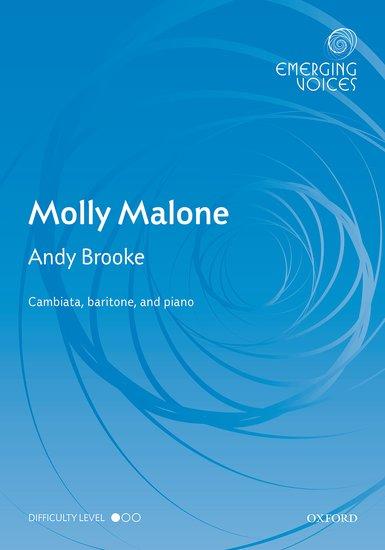 Molly Malone : TB : Andy Brooke : Sheet Music : 9780193417649