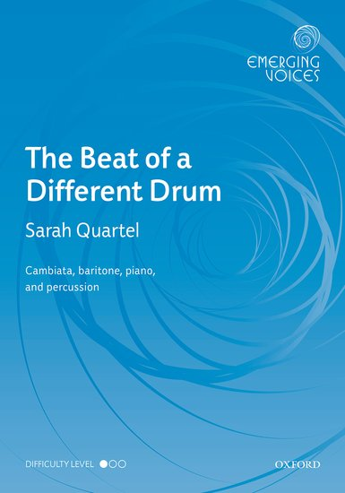 The Beat of a Different Drum : TB : Sarah Quartel : Sarah Quartel : Sheet Music : 9780193417670
