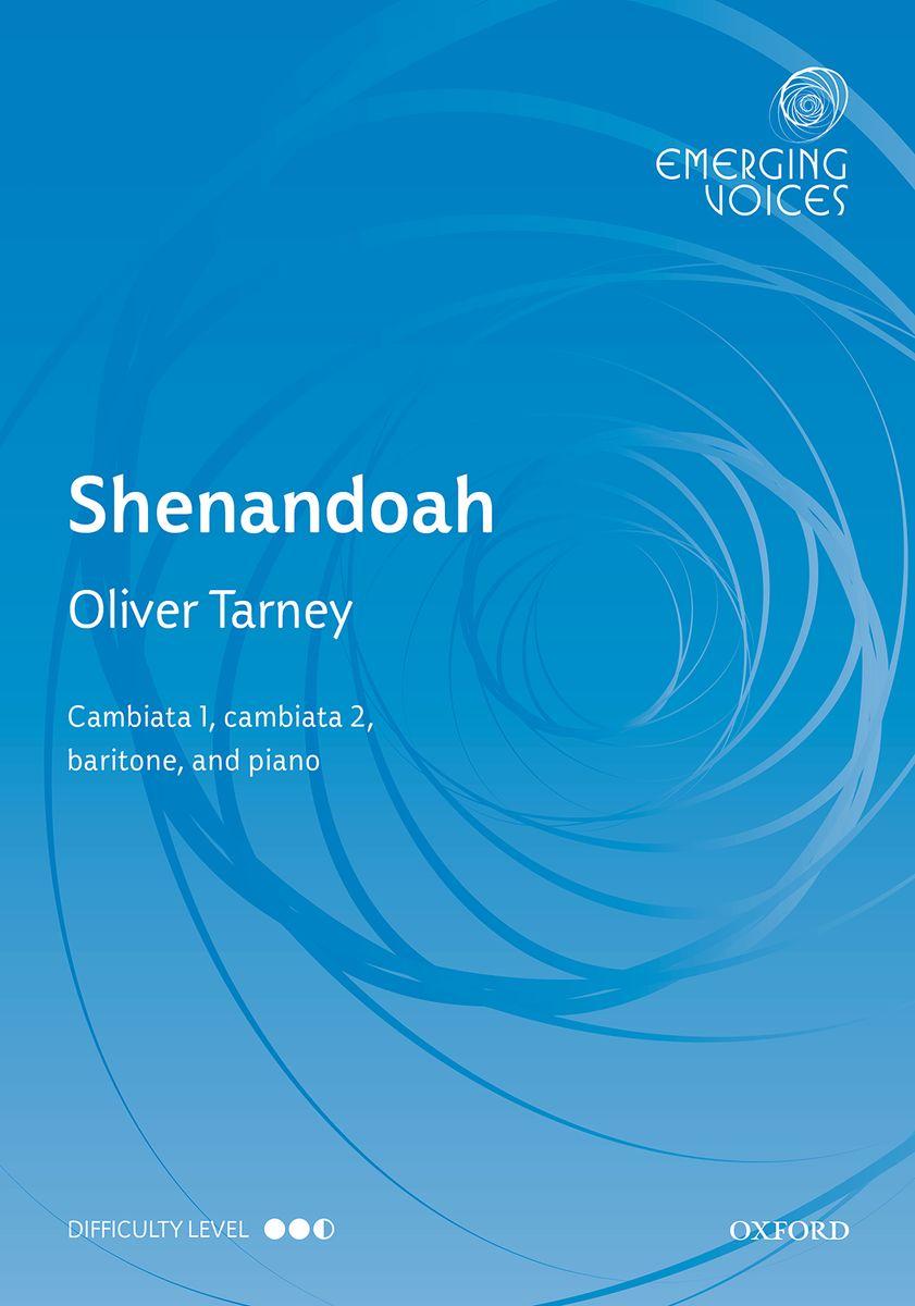 Shenandoah : TTB : Oliver Tarney : Sheet Music : 9780193522695
