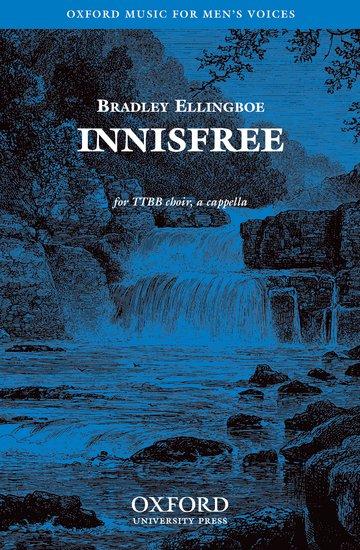 Innisfree : TTBB : Bradley Ellingboe : Bradley Ellingboe : Sheet Music : 9780193869592 : 9780193869592