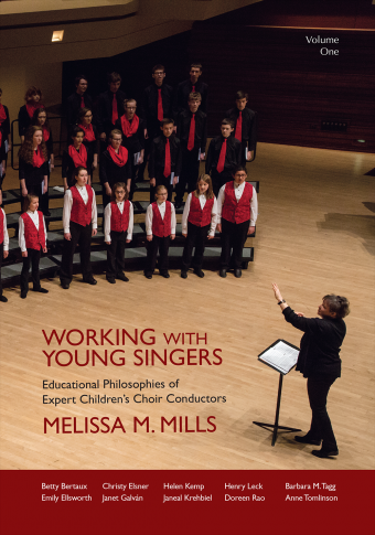 Melissa Mills : Working with Young Singers - Vol 1 : 01 Book :  : G-9290